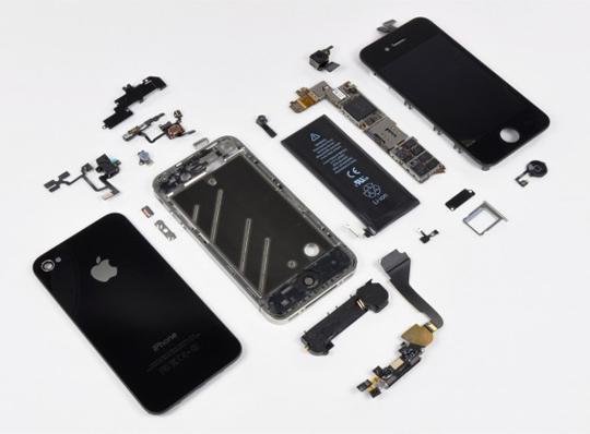 ремонт iphone 4 в сервисном центре