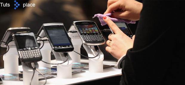 Релиз BlackBerry 10 состоится в январе 2013