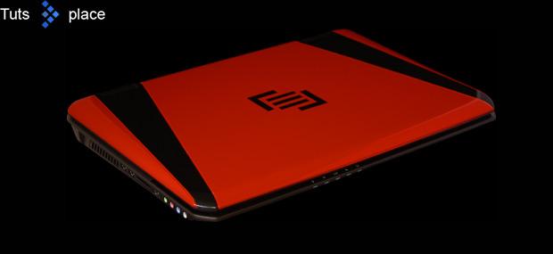 Игровой ноутбук Nomad 17 с ручной раскраской от Maingear