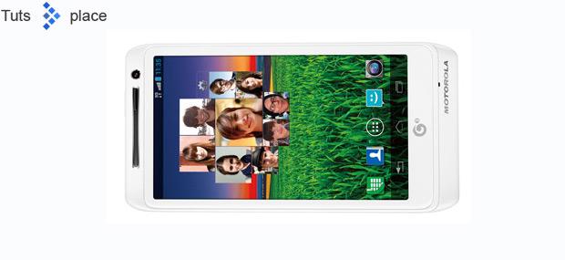 Свежий смартфон на базе Intel от Motorola