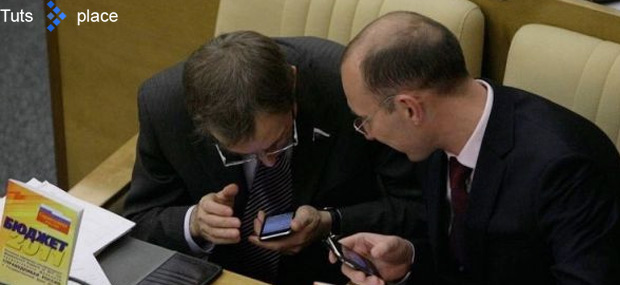 Смартфоны угрожают безопасности России