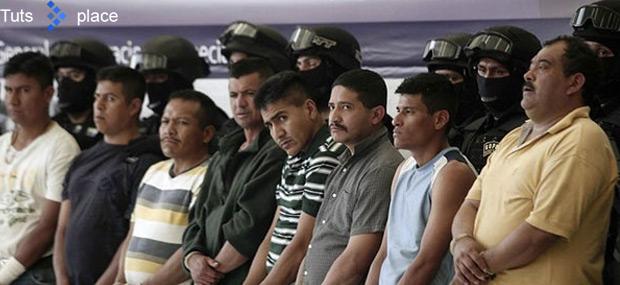 Мексиканские инженеры и техники боятся рабства в наркокартелях