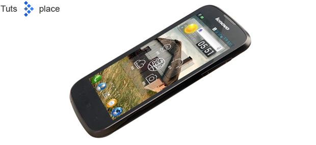 Смартфон Lenovo IdeaPhone A586 распознает голос