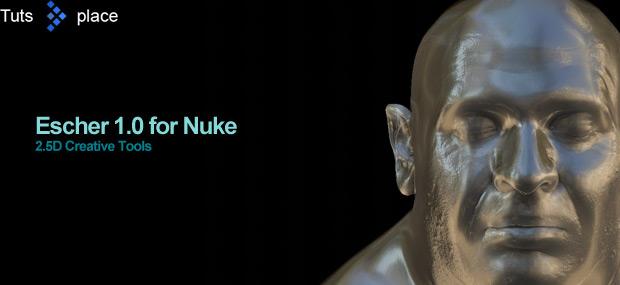 Artixels представили Escher 1.0 для Nuke