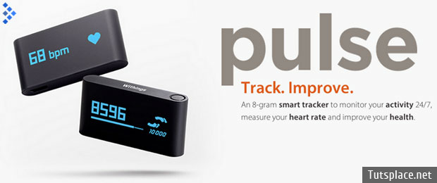 Wighting Pulse - датчик для занятия бегом