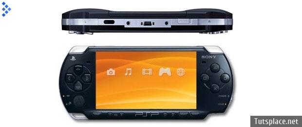 Как подключить PSP 3000 к