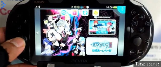 Sony анонсировала новую версию PS Vita