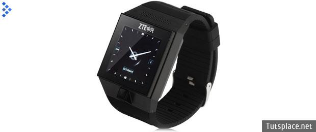 Компания ZTE выпустит бюджетные смарт-часы в 2014 году