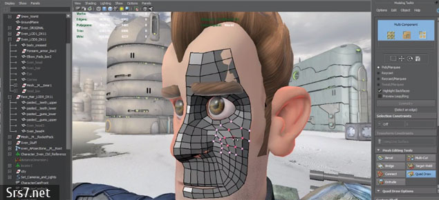 Maya LT получила пакет расширений Extensions от Autodesk