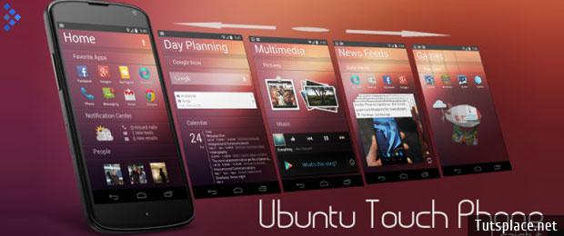 OS Ubuntu Touch