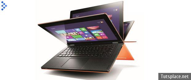 Сенсорные ноутбуки входят в тренд