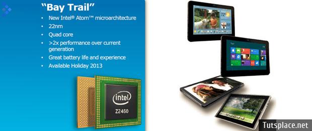 Гаджеты на платформе Intel Bay Trail