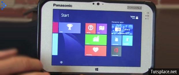 планшет Panasonic Toughpad
