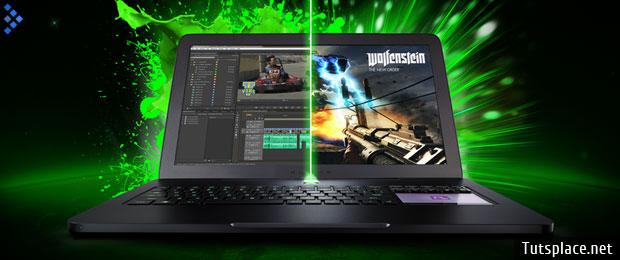 Игровой ноутбук Razer Blade с QHD-экраном