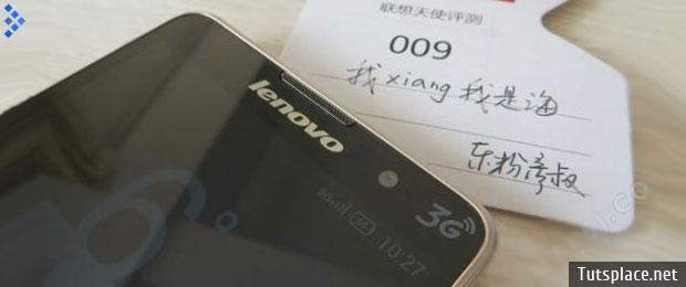 смартфон Lenovo Golden Warrior S8