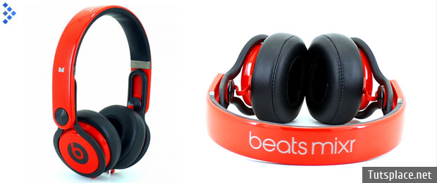 Мonster-beats-mixr black