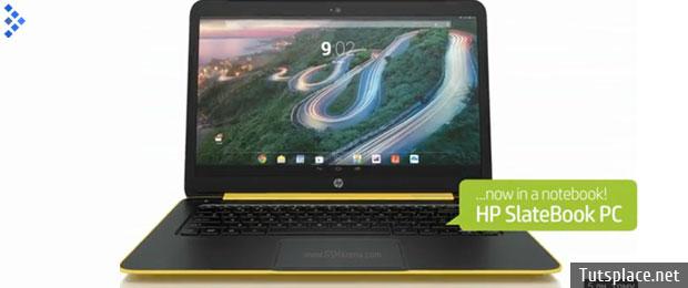Android - ноутбук SlateBook 14