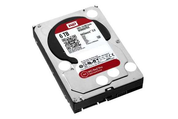 Western Digital Red 6 Тб