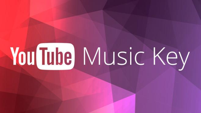 YouTube Music Key - музыкальный сервис