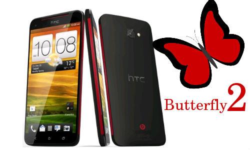 Смартфон HTC Butterfly 2