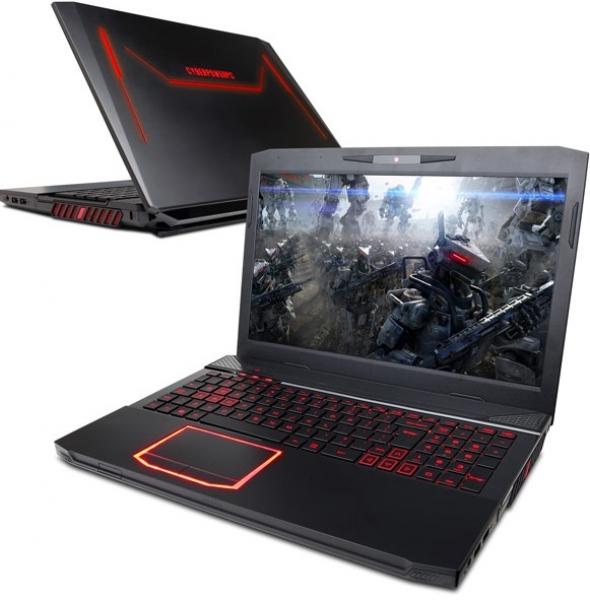 Игровой ноутбук CyberPowerPC Fangbook III HX6