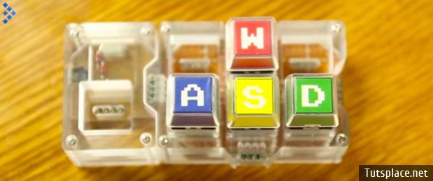Trickey - модульная клавиатура