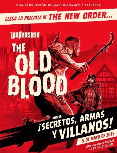 Шутер Wolfenstein The Old Blood