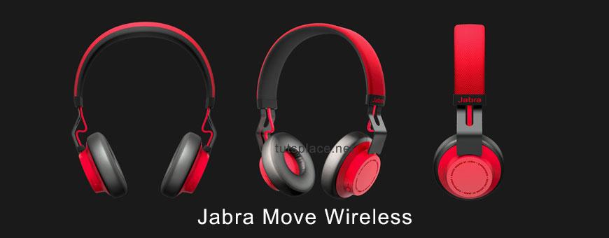 Беспроводные Bluetooth наушники Jabra Move Wireless