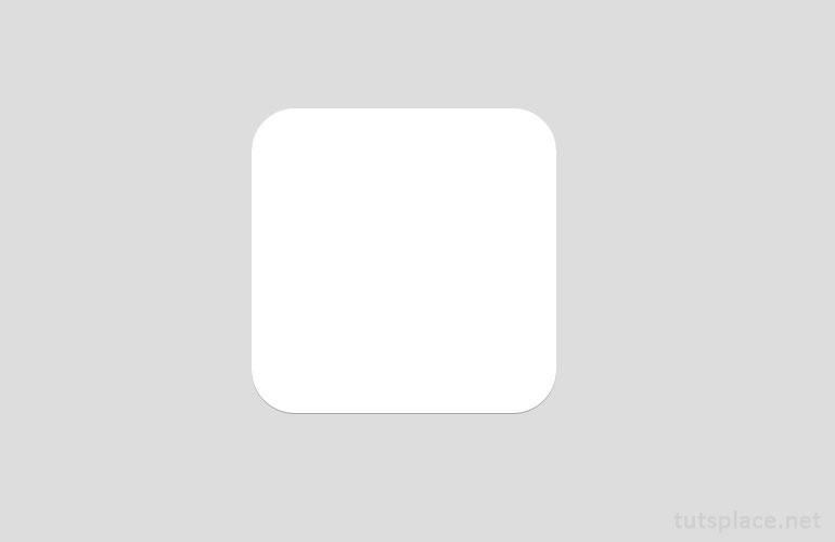 Иконка календаря - форма